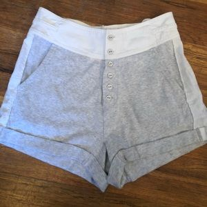All Saints Shorts - High waisted all saints Bozena shorts